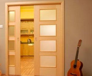 раздвижные двери, перегородки на заказ