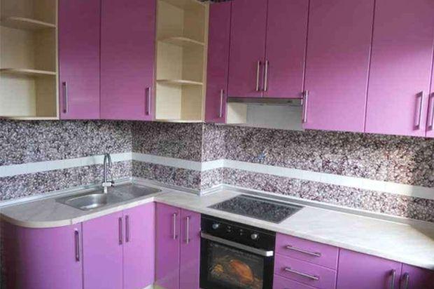 кухни с матовыми фасадами