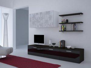 гостиные в современном стиле