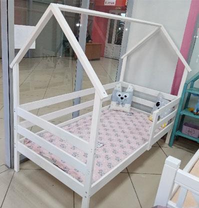 кровать домик-сказка