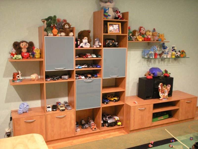детская мебель с фасадами из МДФ