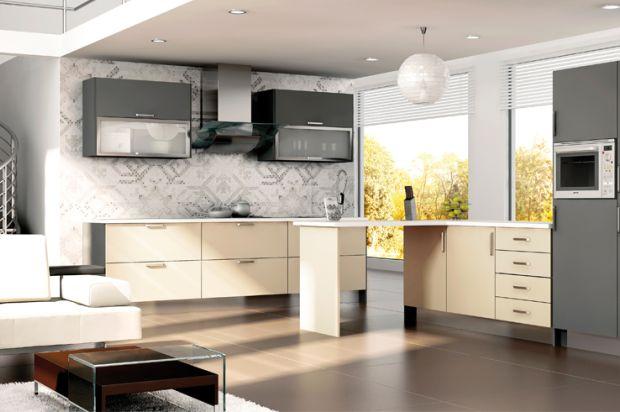 кухни с суперматовыми фасадами